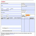 Dhl Invoice Form