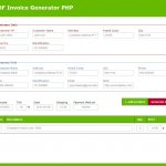 Pdf Invoice Generator