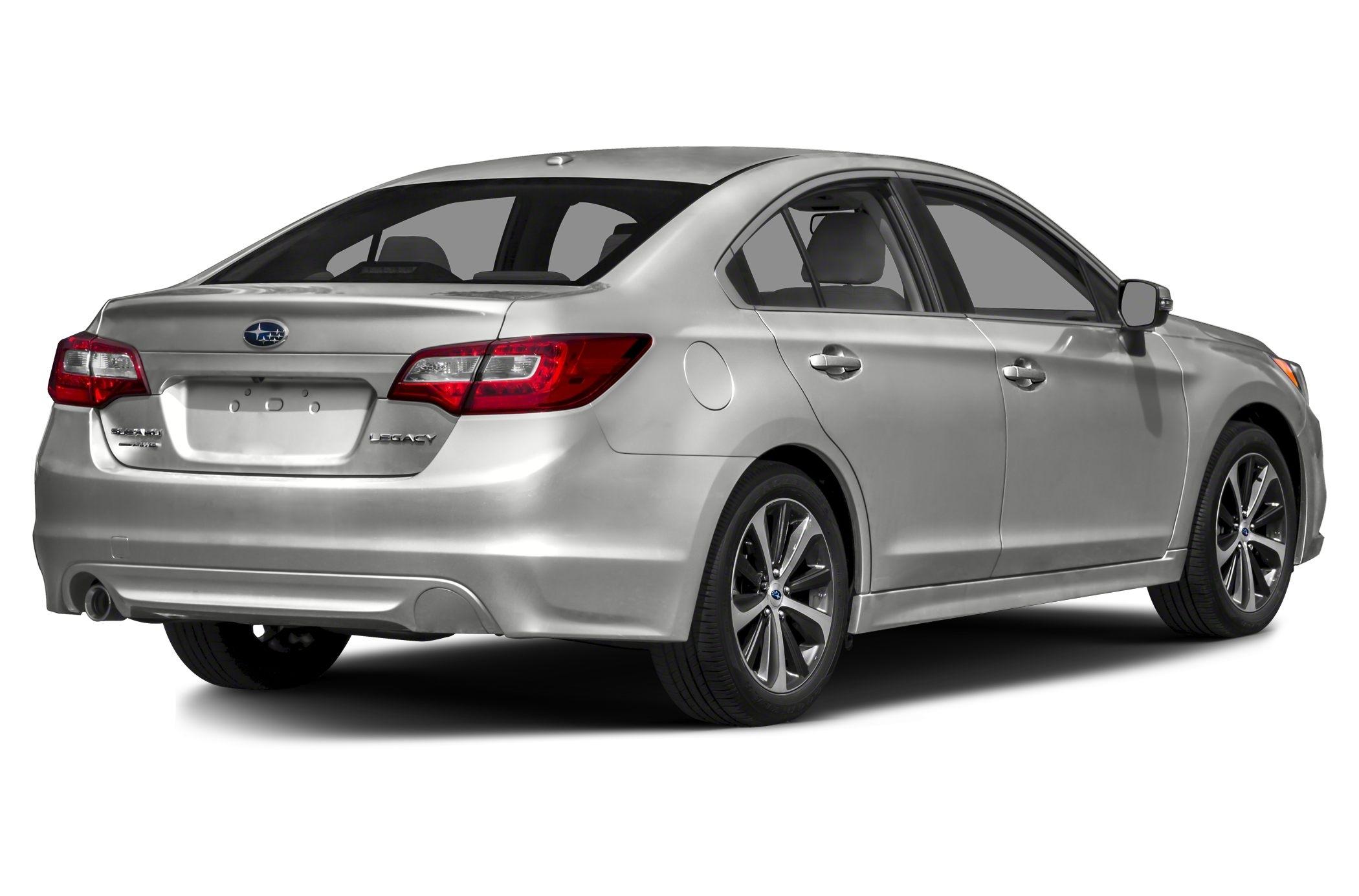2015 Subaru Legacy Invoice Price