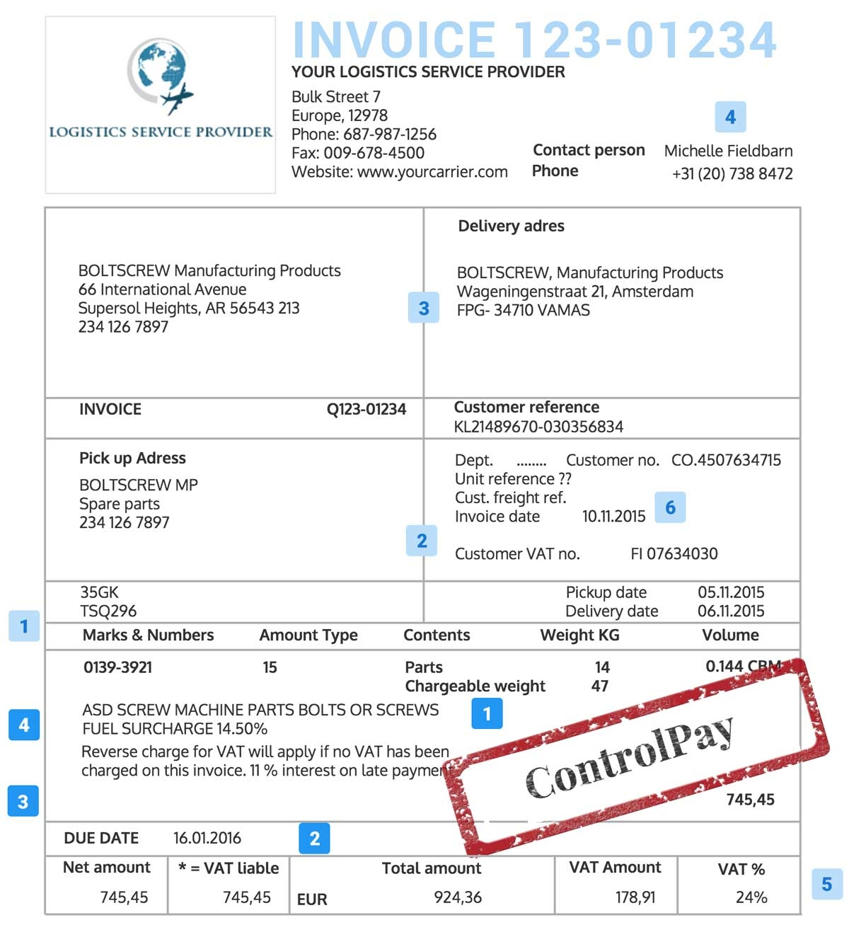 invoice template reverse charge hardhost info