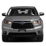 Toyota Highlander Invoice
