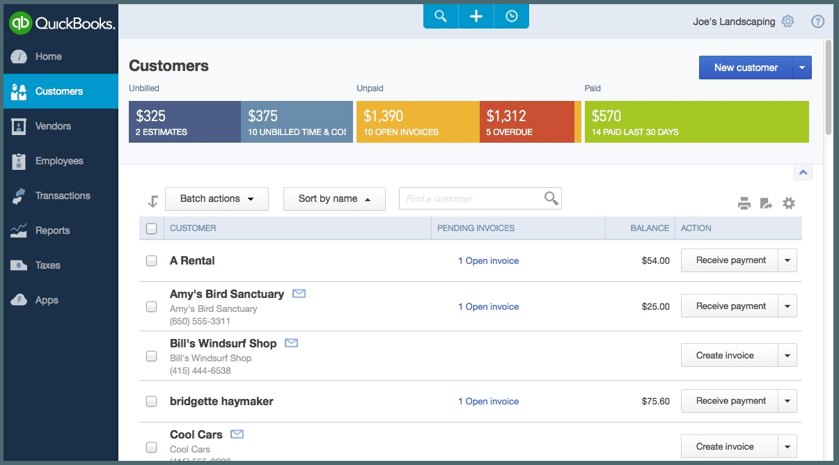 5 apps that simplify billing and invoicing for small business customer invoice software