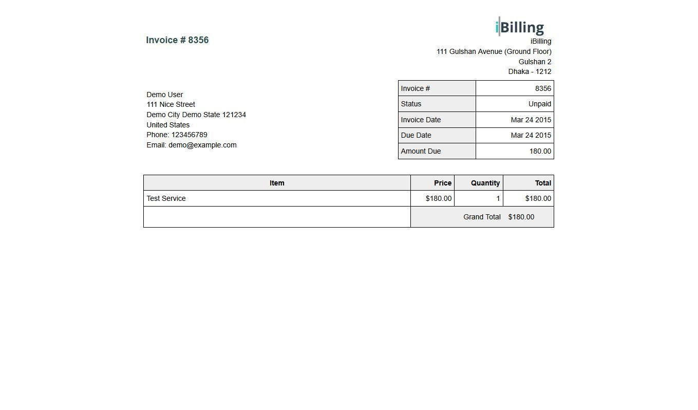 billing invoice vs billing statement reference letter for statement vs invoice