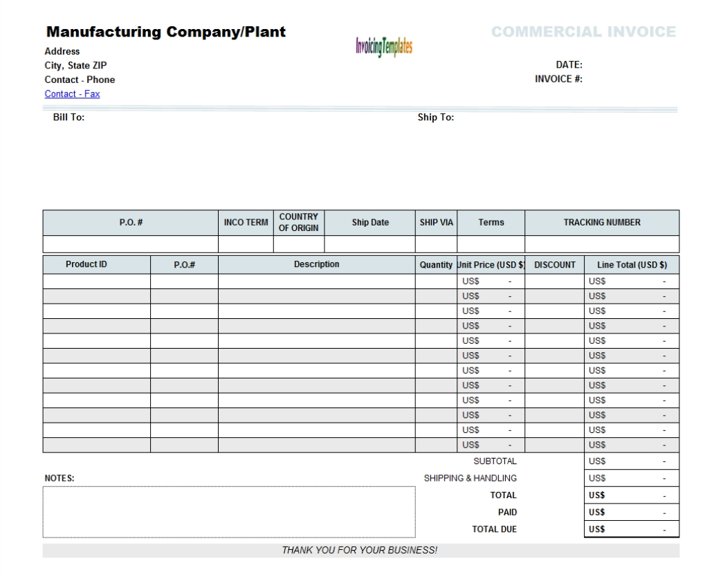 commercial invoice doc 10 results found uniform invoice software commercial invoice value