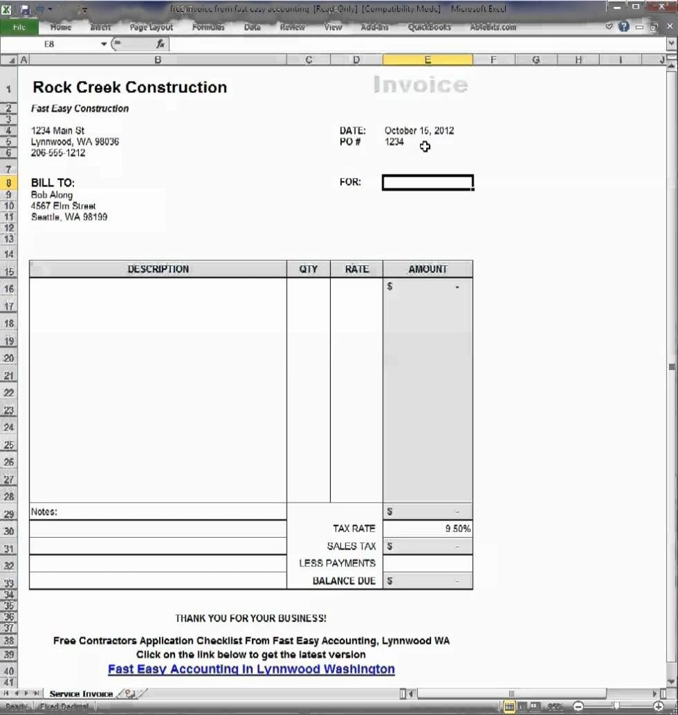 google docs template invoice contractor invoice template google docs template ideas 972 X 1024
