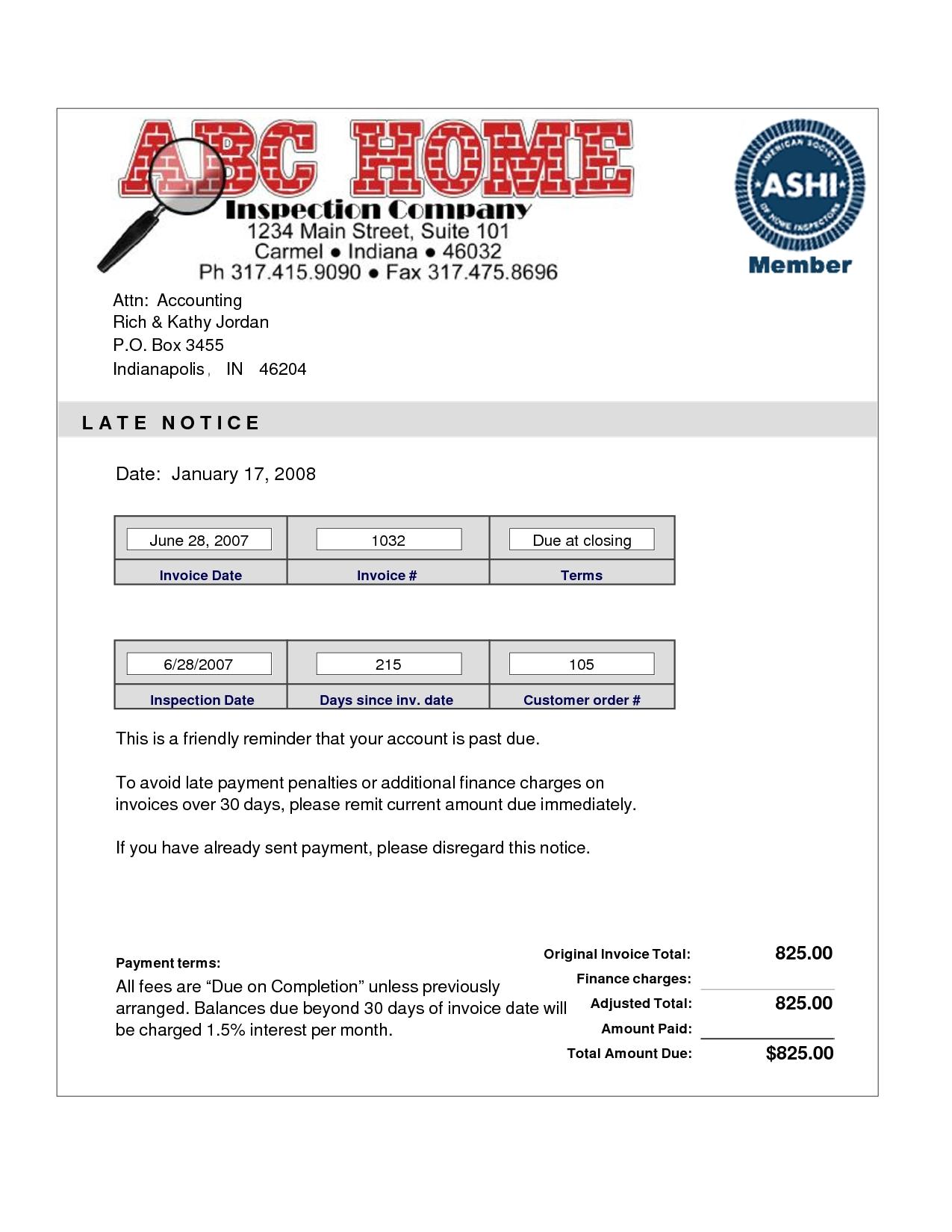 invoice late fee wording late fee invoice template invoice late invoice payment reminder