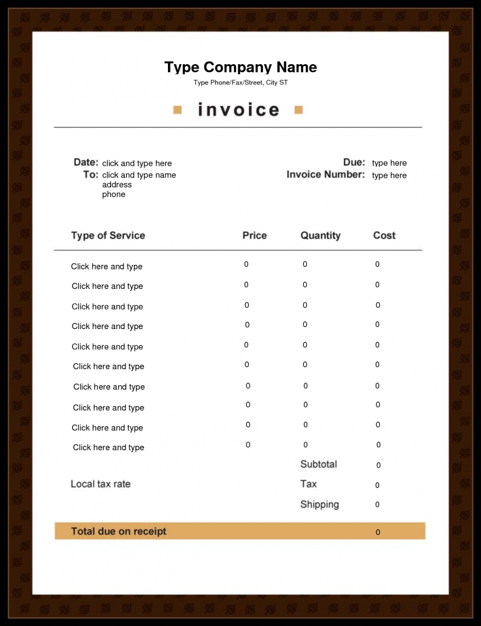 invoice sample editable invoice template word editable invoice invoice template pdf editable