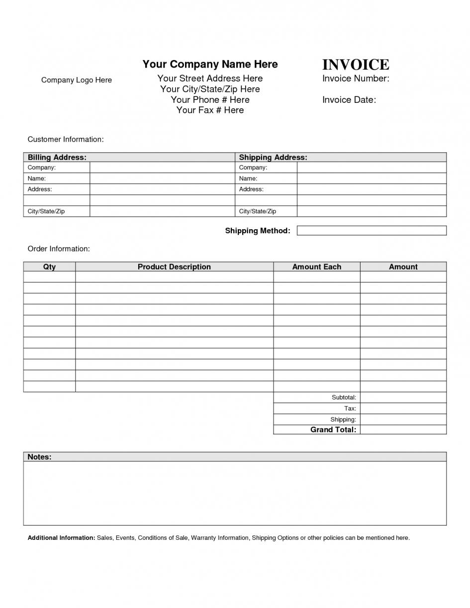 invoice sample free billing invoice template microsoft word free billing invoice templates