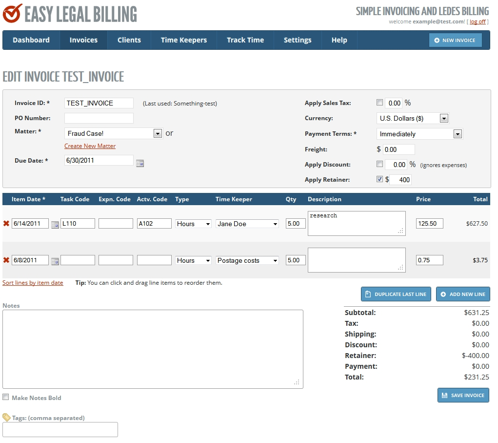 new features retainer trust billing and partial payments retainer invoice sample