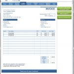 Create An Invoice