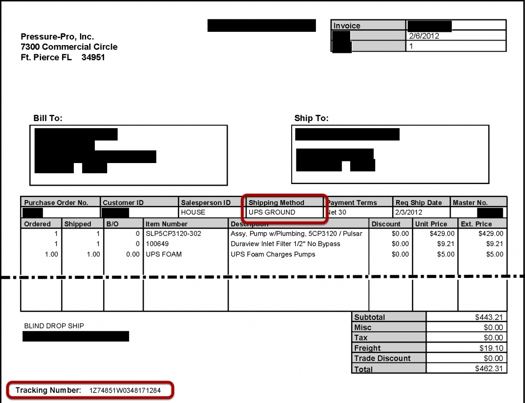 ups invoice number tracking invoice template free 2016 ups tracking invoice number