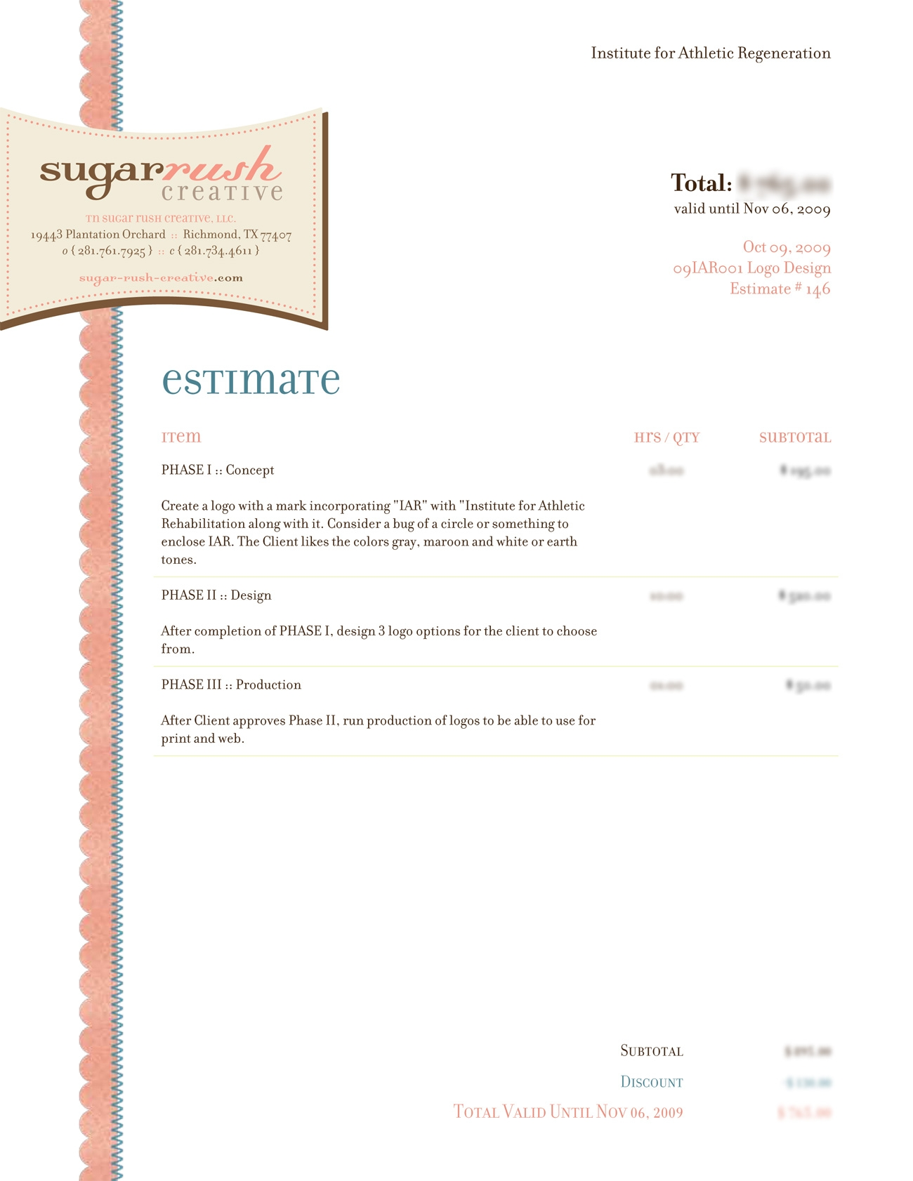 best invoice designs invoice like a pro examples and best practices smashing magazine 1300 X 1682