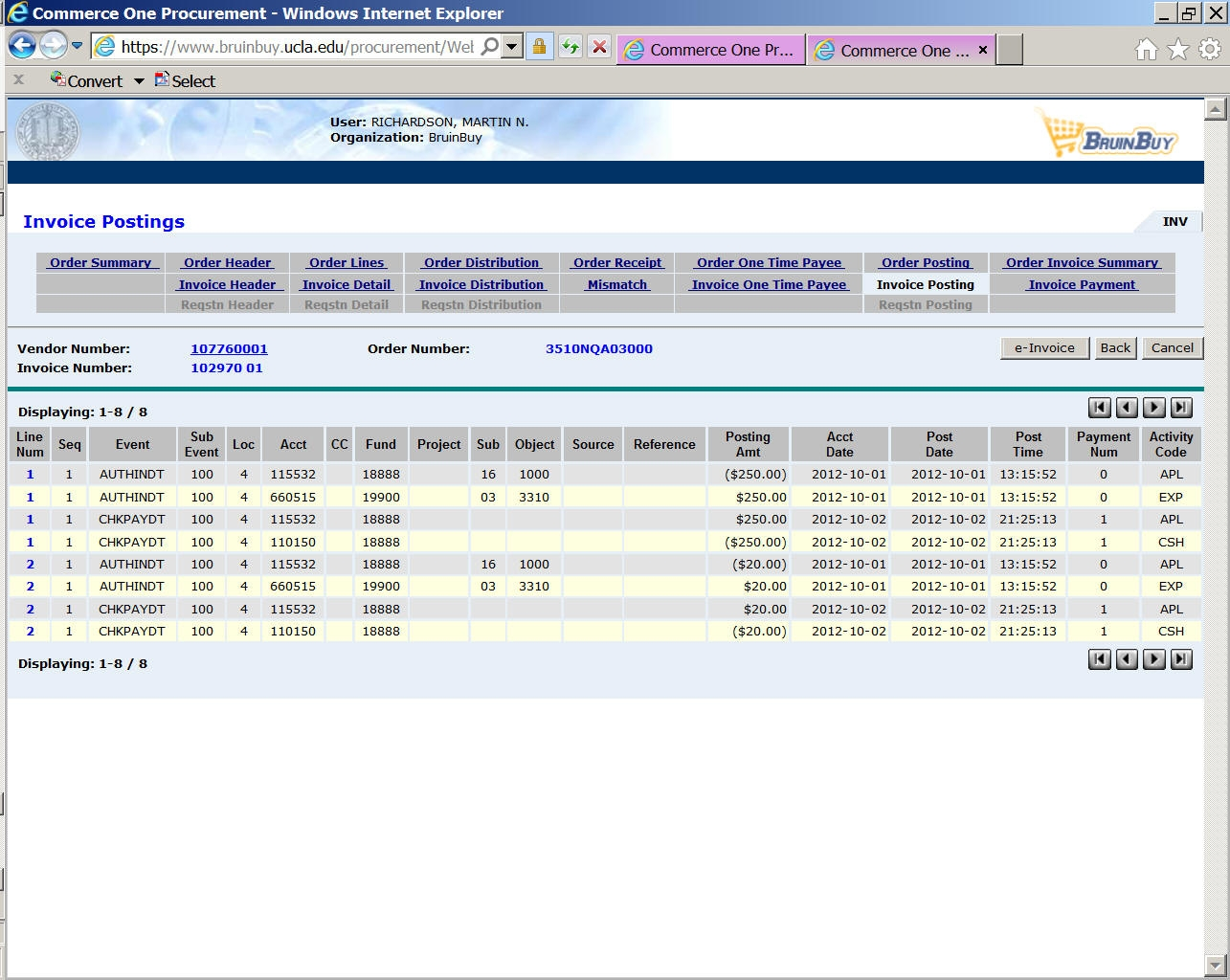 chapter 15 information access invoice in accounting