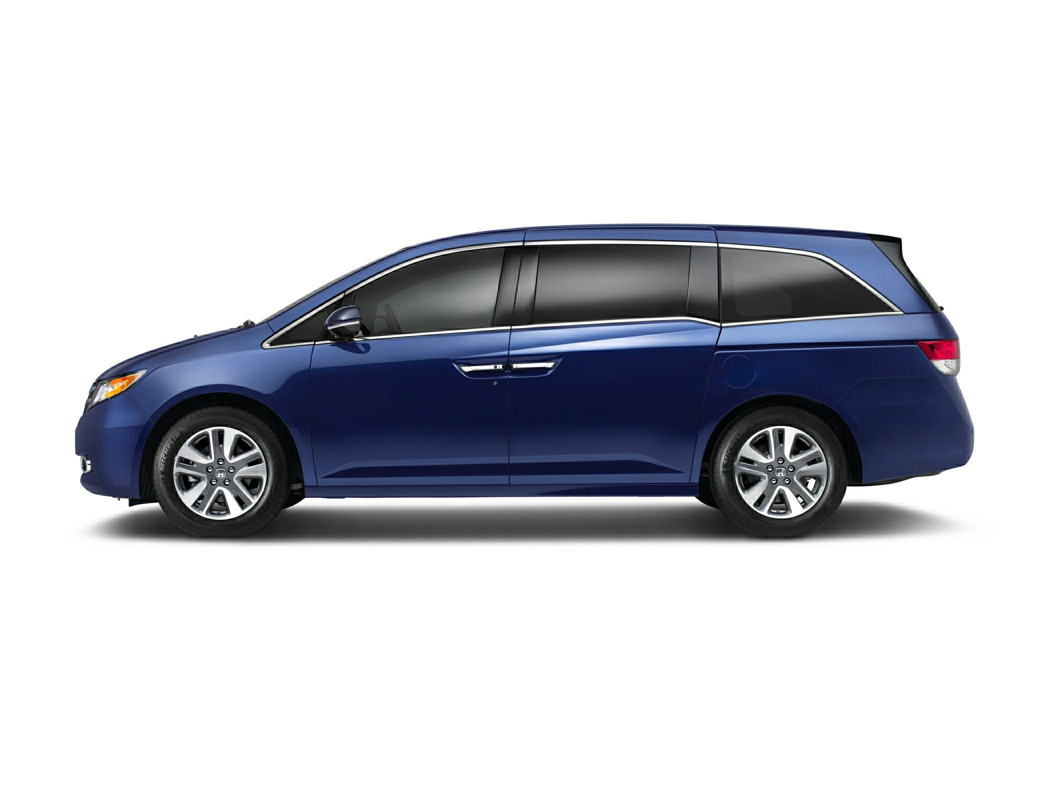 2014 Honda Odyssey Invoice Price