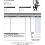 Retail Invoice Format