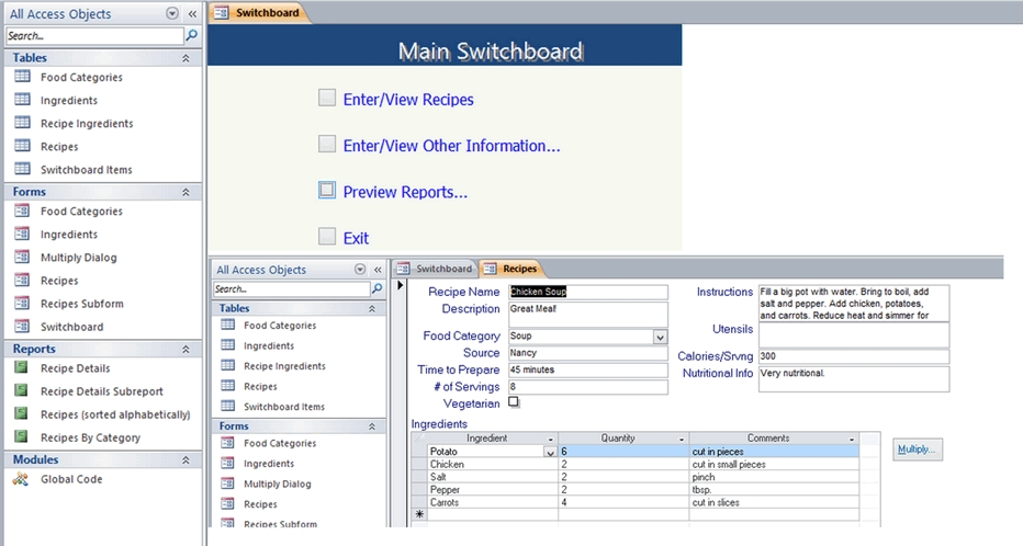 simple access invoice database best resume examples for your job access invoice database