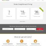 Zoho Invoice Pricing
