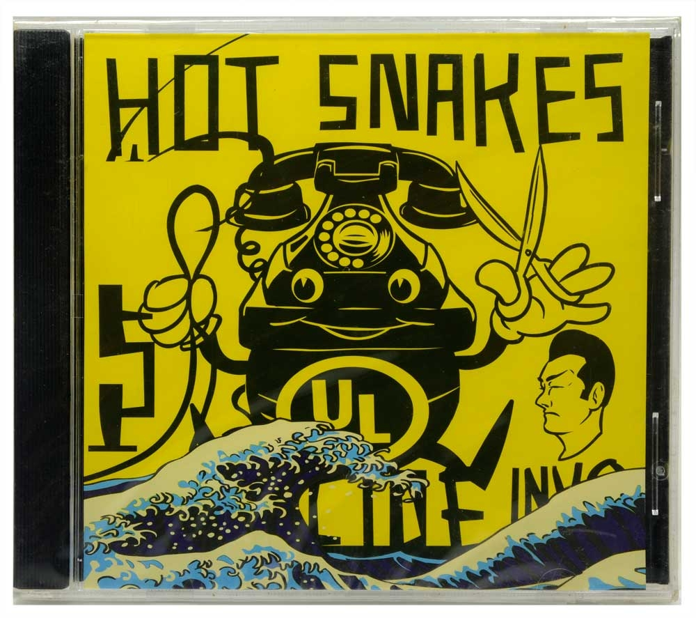 cd hot snakes suicide invoice importado lacrado r 2999 hot snakes suicide invoice