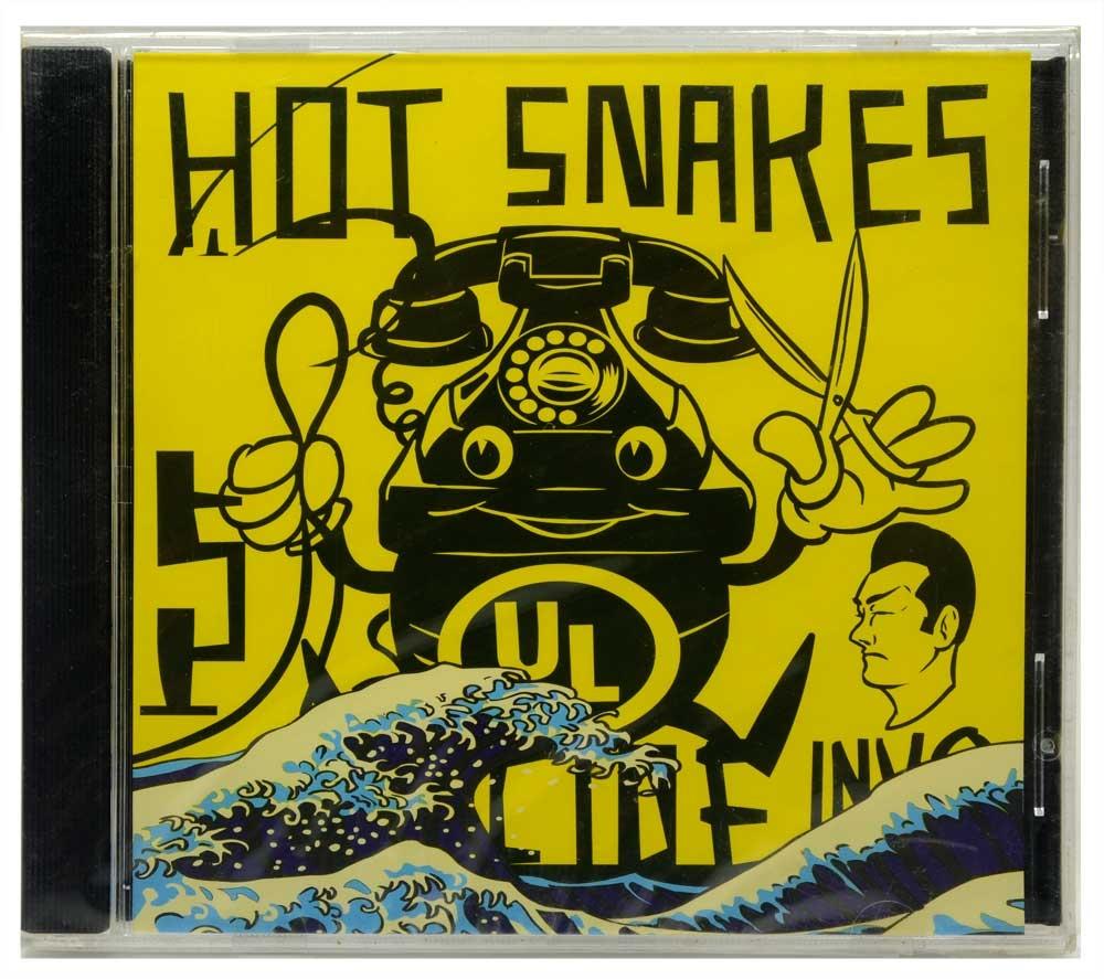 cd hot snakes suicide invoice importado lacrado r 2999 hot snakes suicide invoice