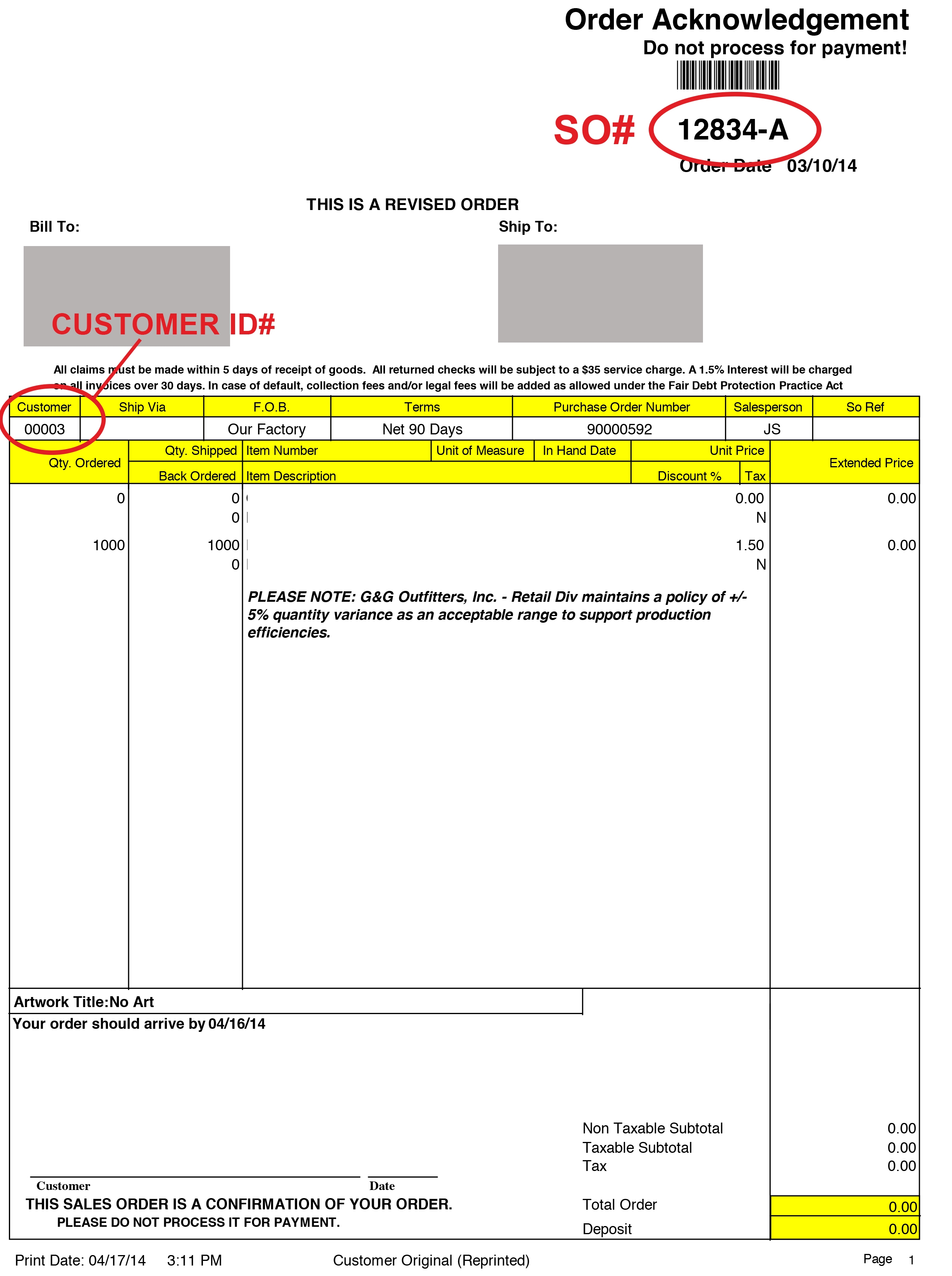 invoice number format invoicegenerator invoice number format