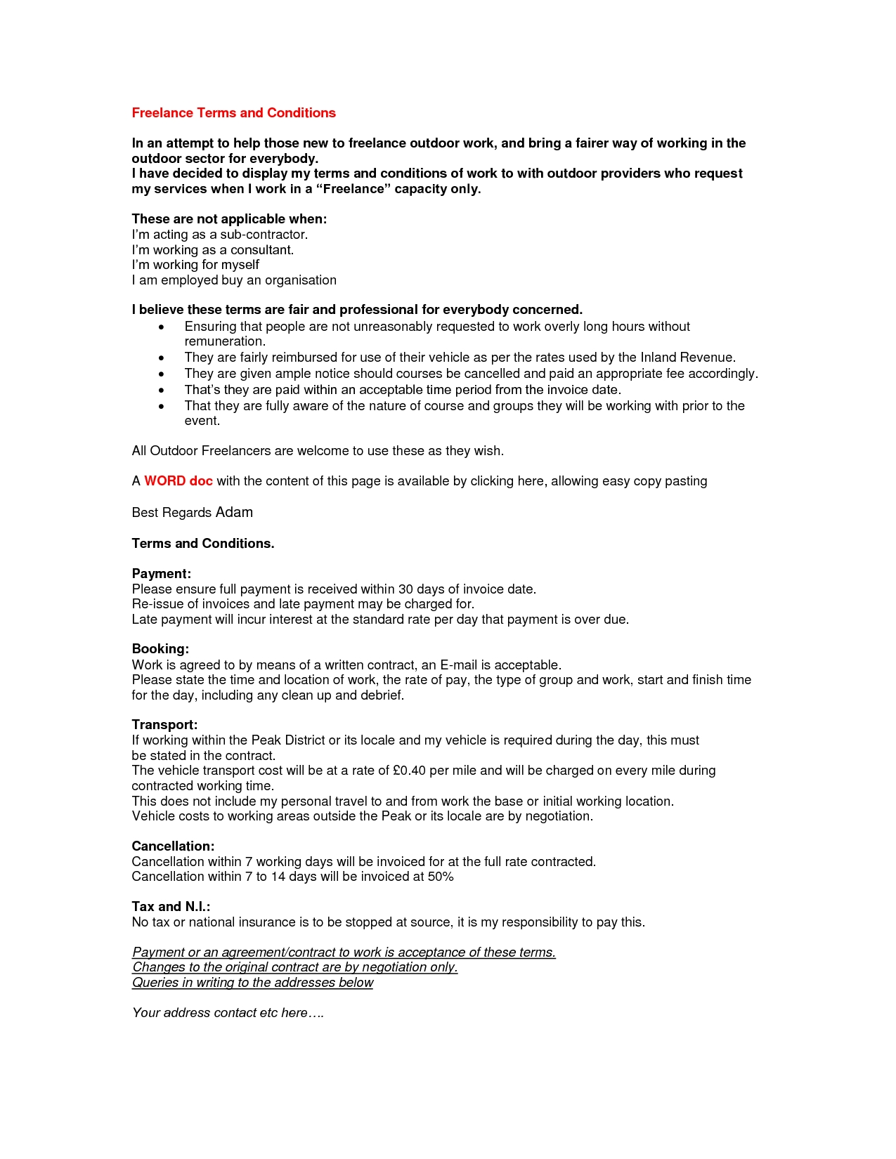 writing an invoice for freelance work sample invoice for writing an invoice