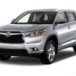 Toyota Highlander Dealer Invoice