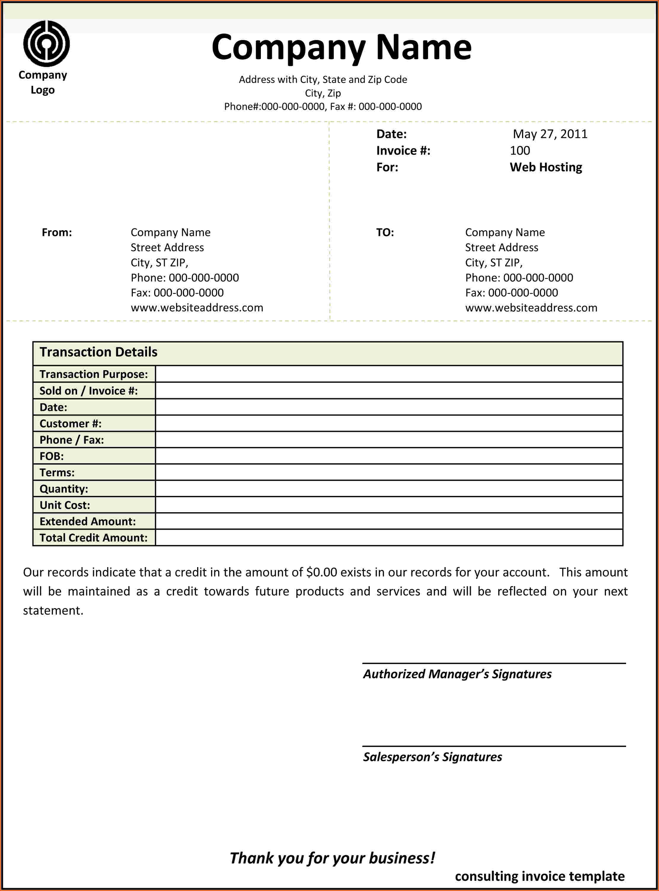 consulting invoice template word 8 consulting invoice template word denial letter sample 2223 X 3004