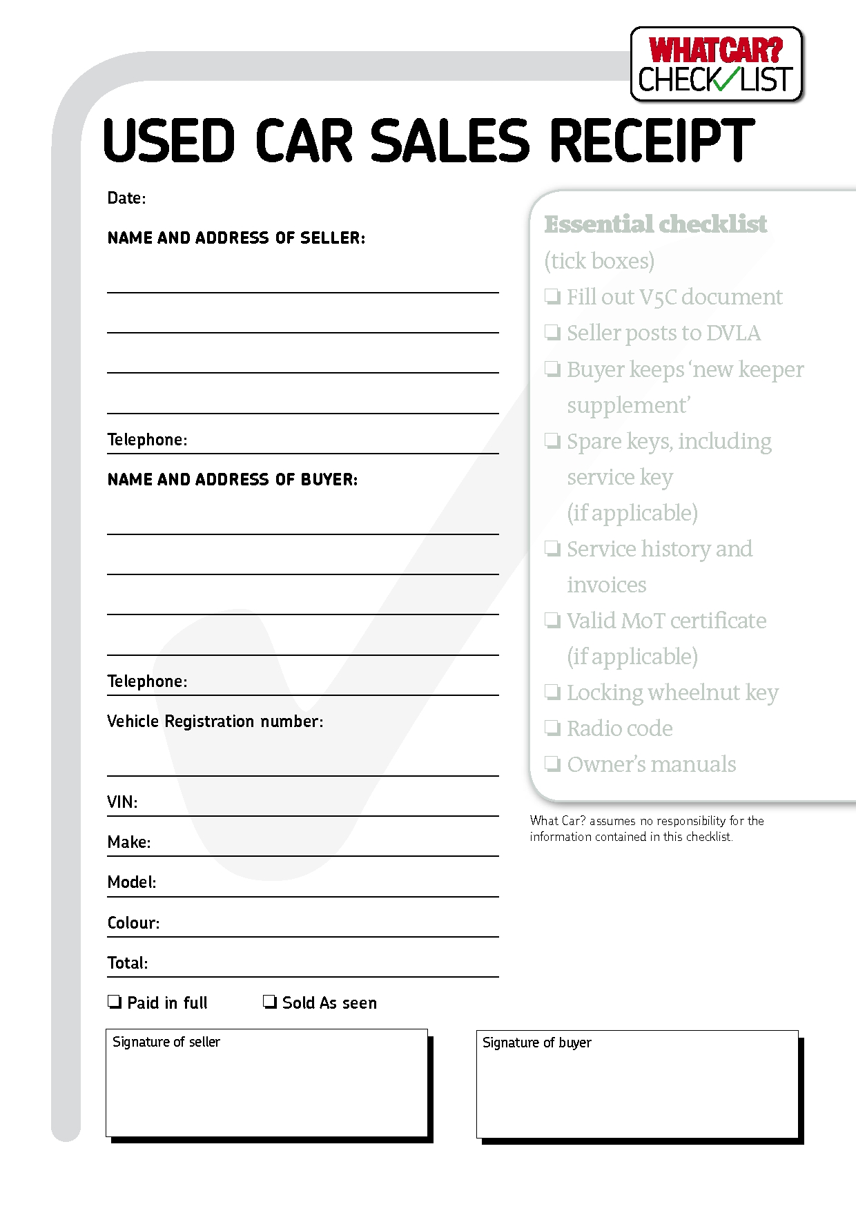 car sales invoice template free all about template used car sales invoice template