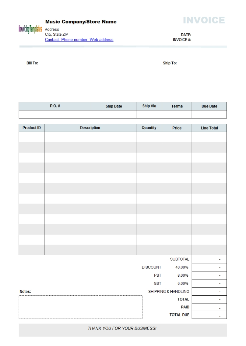 simple invoice template pdf with 50 lovely us customs invoice form