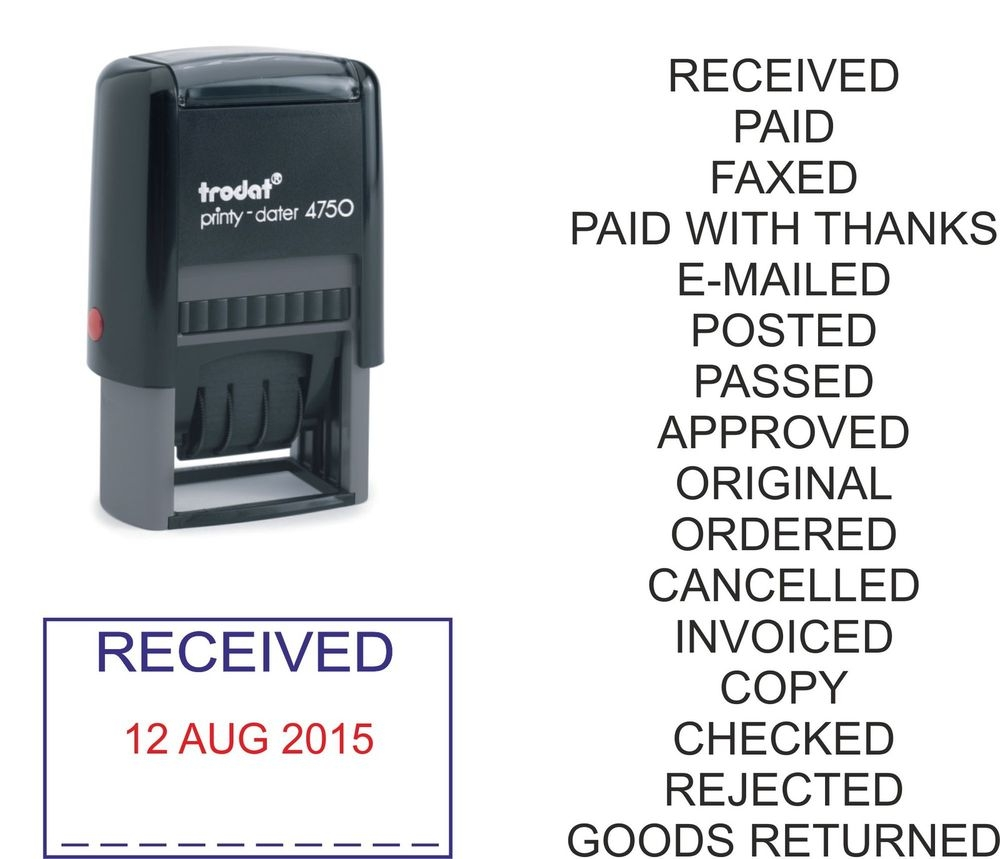 invoice approval stamp approved stamp ebay 1000 X 859