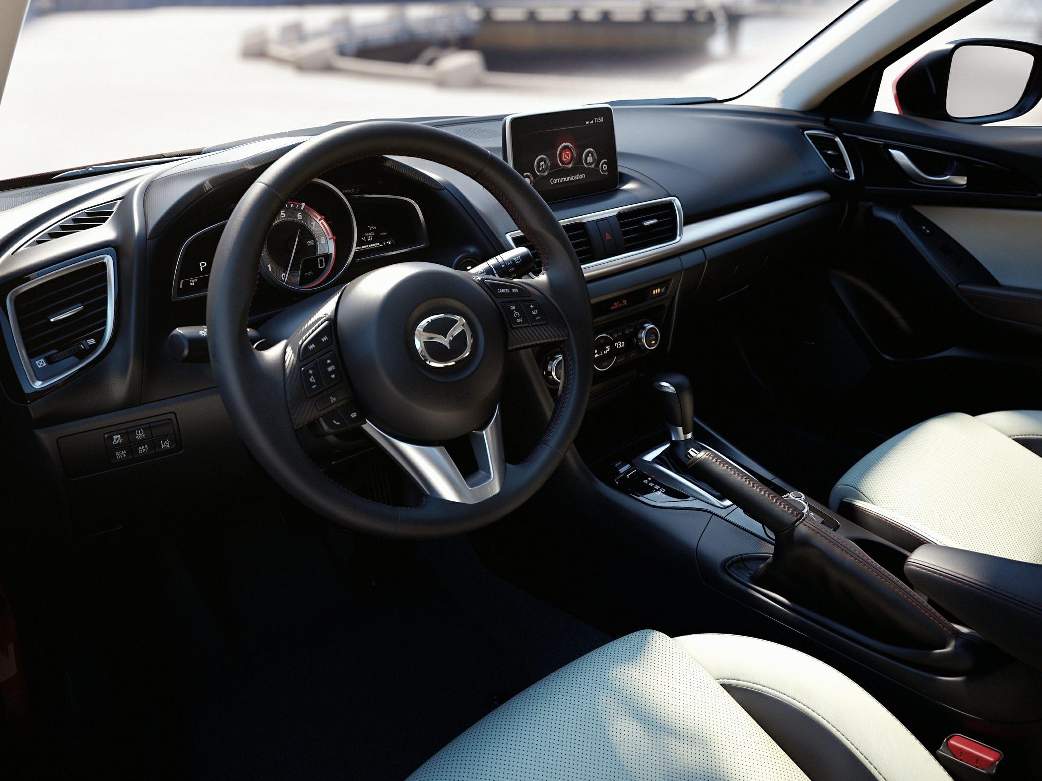 Mazda 3 Invoice