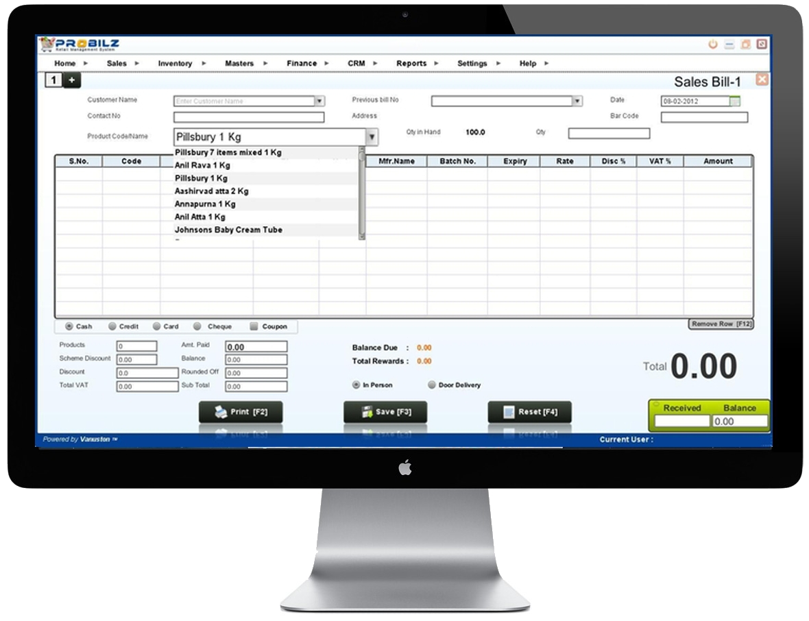 retail invoice software electrical store electrical shop room software 1180 X 906