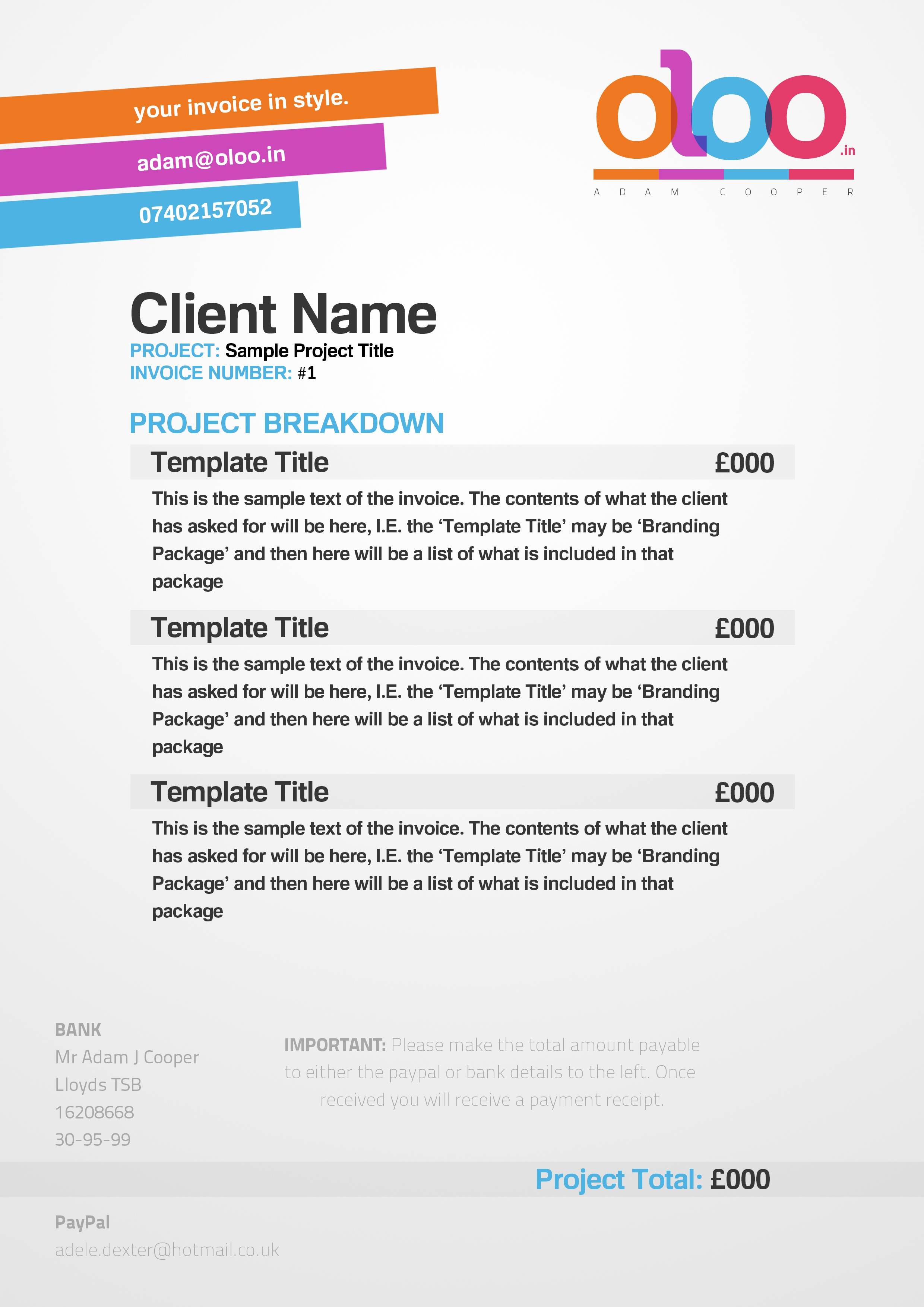 design invoice 1000 images about invoices on pinterest invoice design an invoice