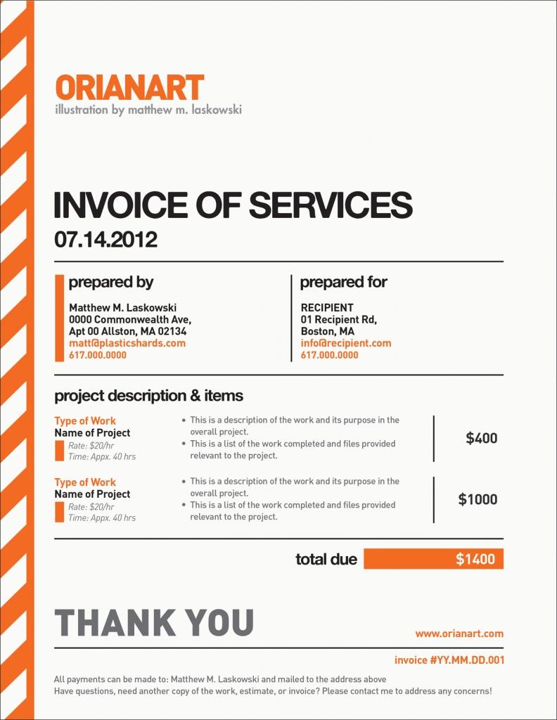 freelance designer invoice freelance designer invoice template freelance invoice template 792 X 1024