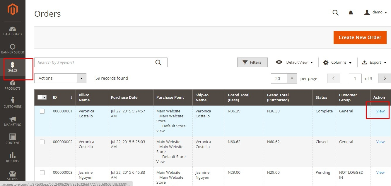 magento 2 invoice tutorial interact with invoice in backend magento create invoice