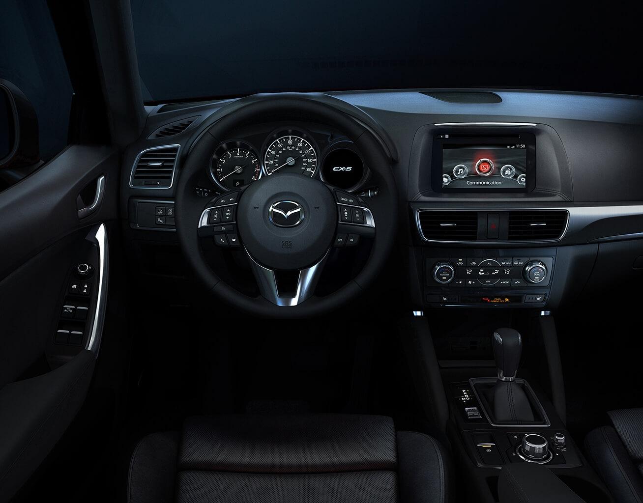 Mazda Cx5 Invoice