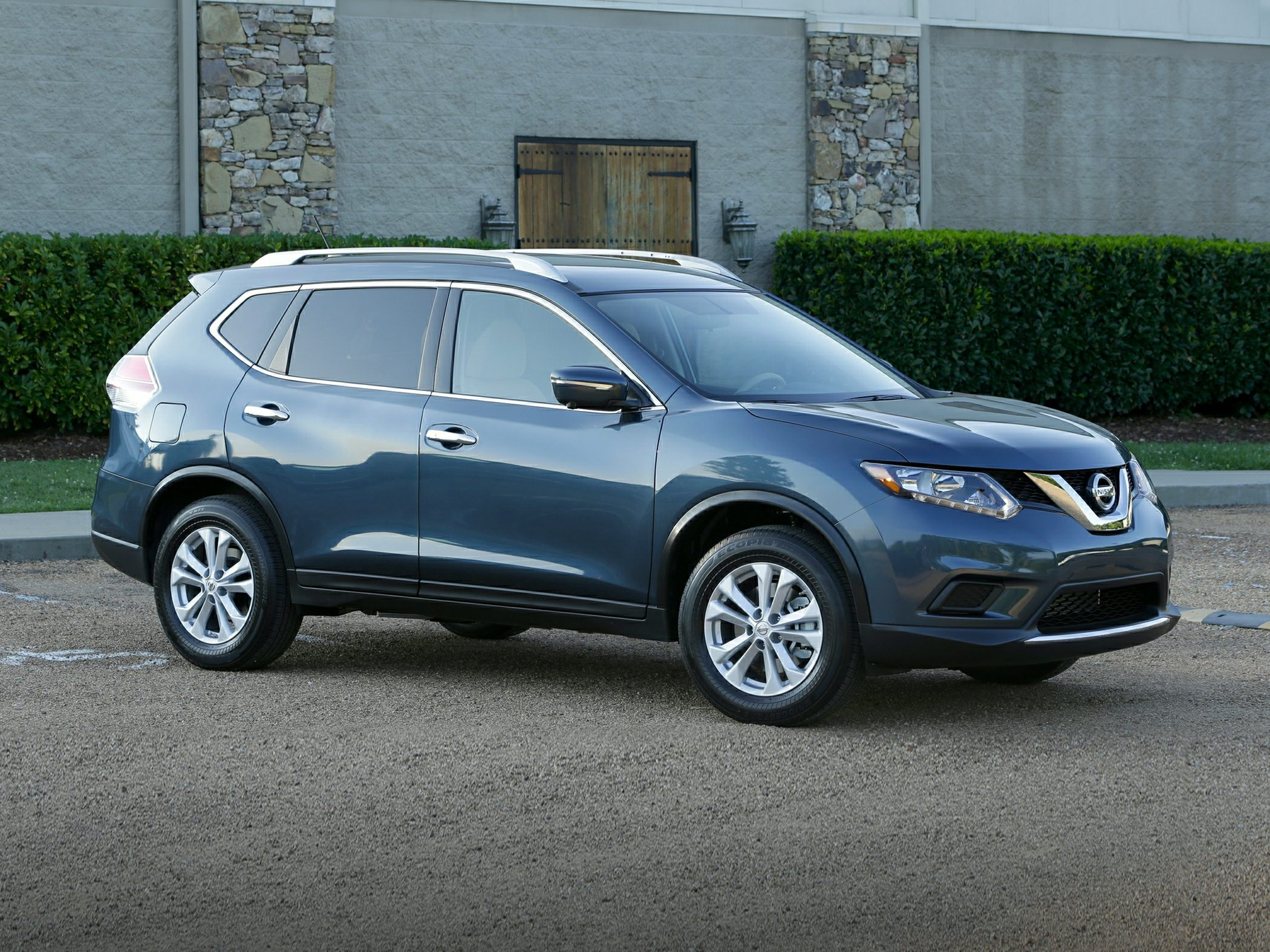 Nissan Rogue Invoice