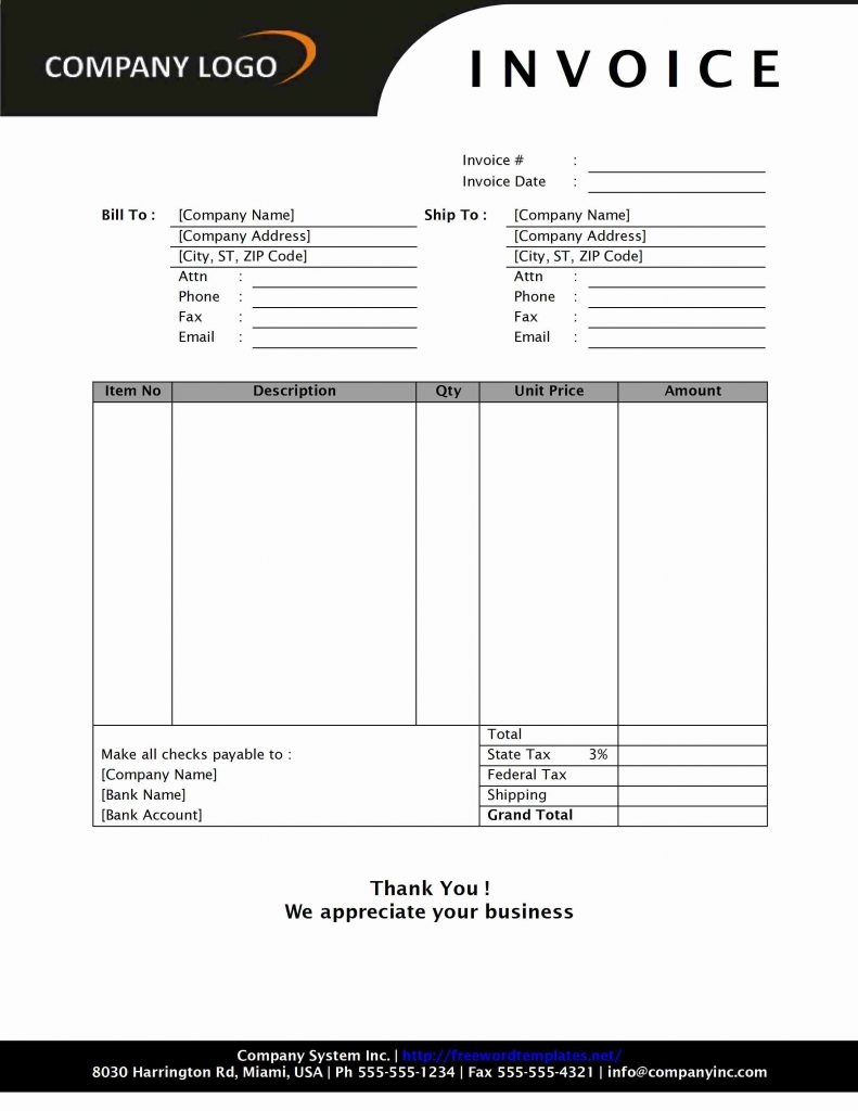 Sample Quickbooks Invoice Invoice Template Ideas - Invoice templates for quickbooks
