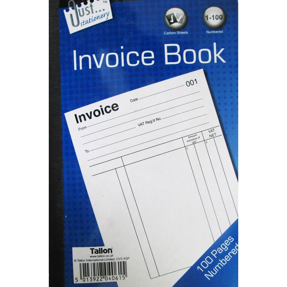 accounting books buy accounting books online at the works invoice books online