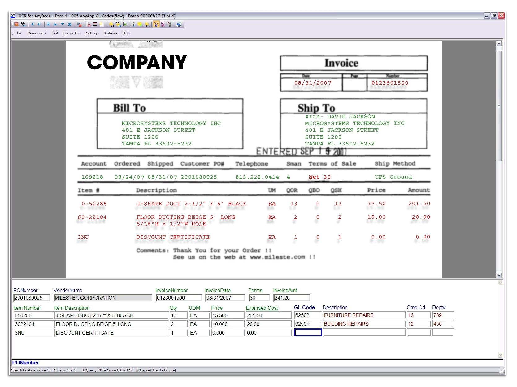economic survival kit enhancing sap performance in a down economy invoice data capture