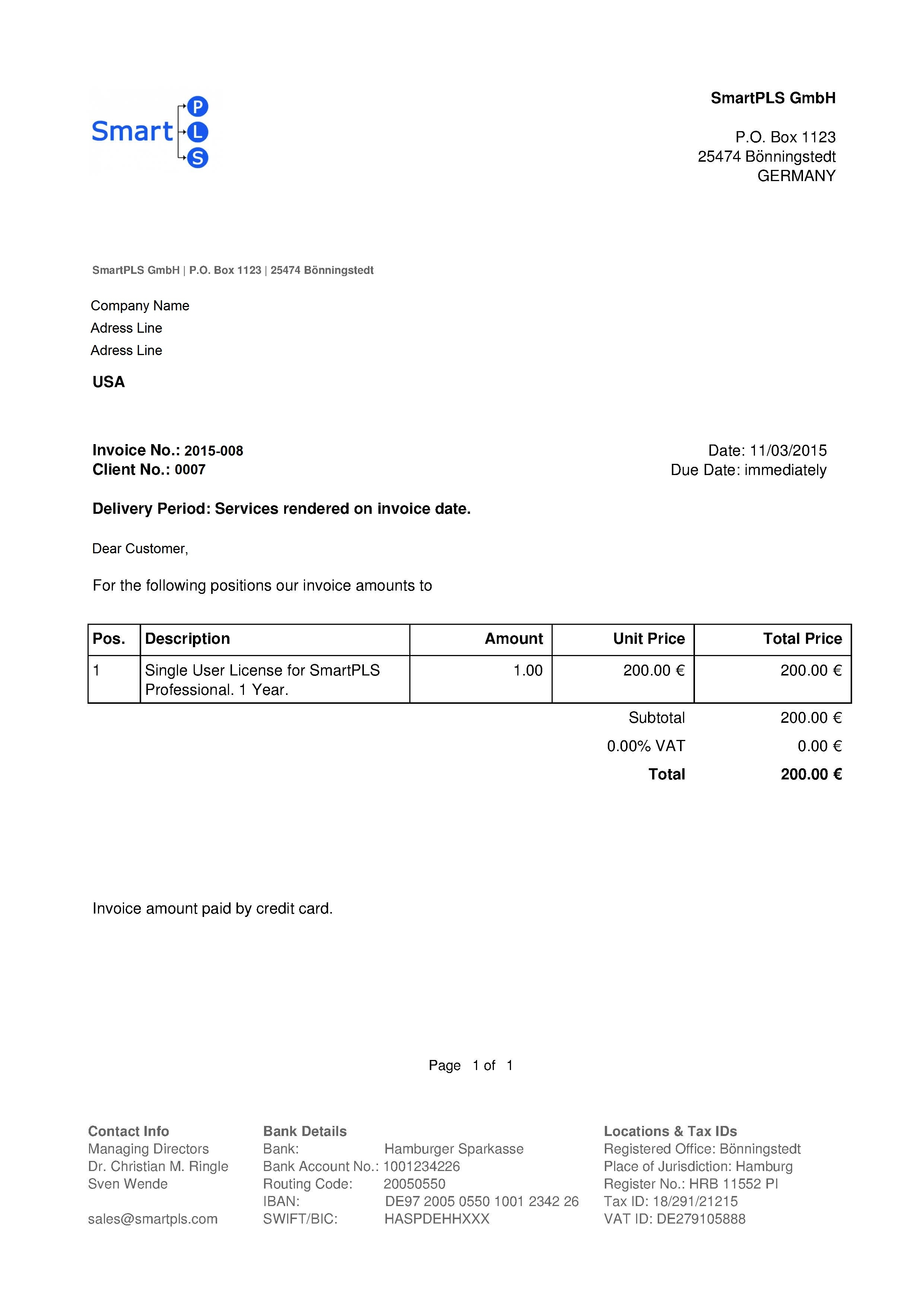 invcswanndvrnet pleasant italian invoice template with great vat only invoice