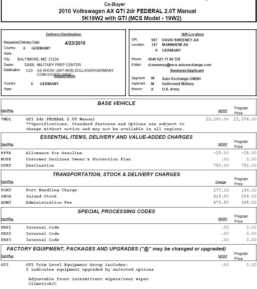 Msrp Vs Dealer Invoice Invoice Template Ideas - Car msrp vs invoice