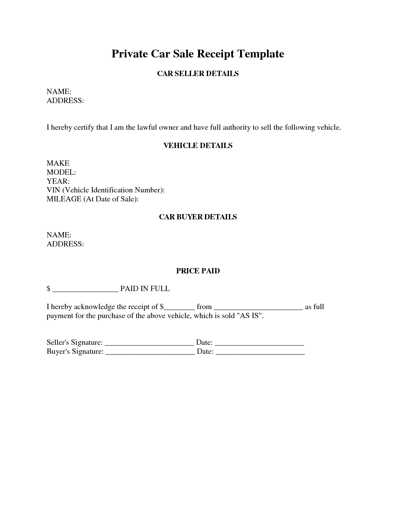 vehicle sales invoice template free to do list car sale invoice template