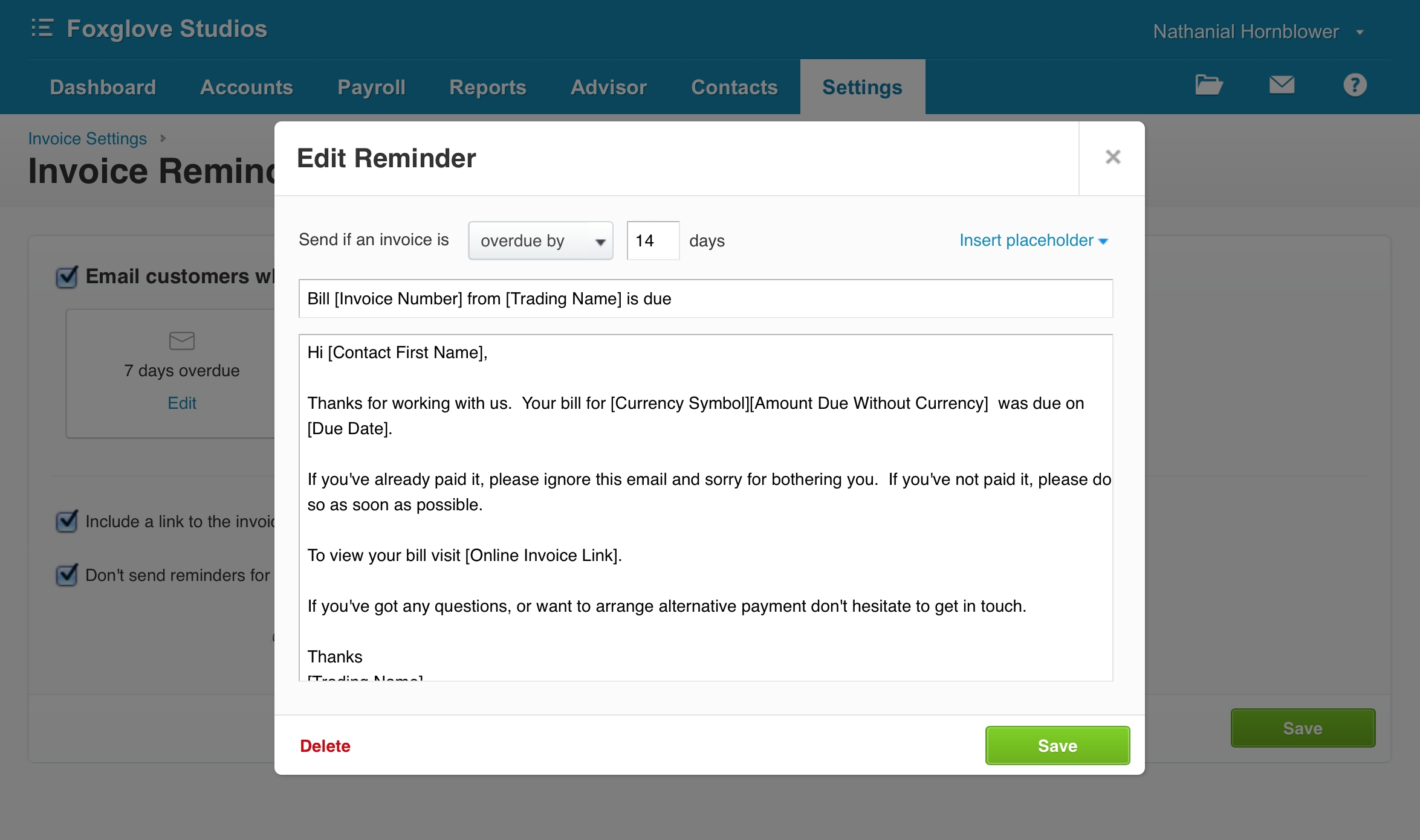 invoice not paid why invoice reminders are your secret weapon to getting paid on 2349 X 1391