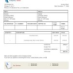 commission invoice template invoice template ideas