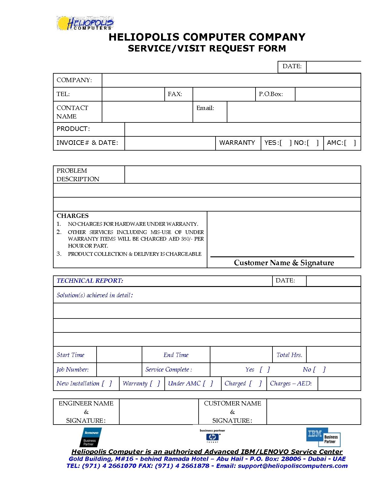 computer service invoice template invoice template ideas computer service invoice