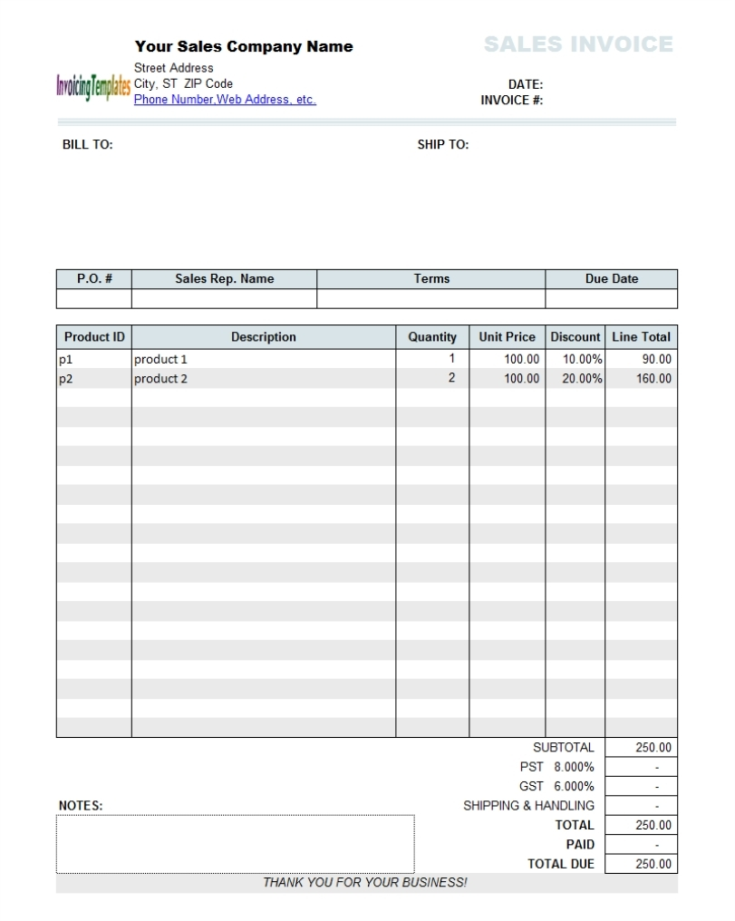 definition of sales invoice residers sales invoices definition