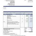 Example Sales Invoice