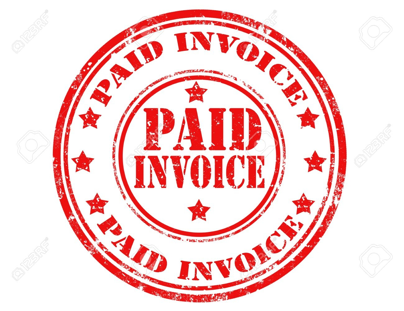 Invoice Paid In Full Invoice Template Ideas