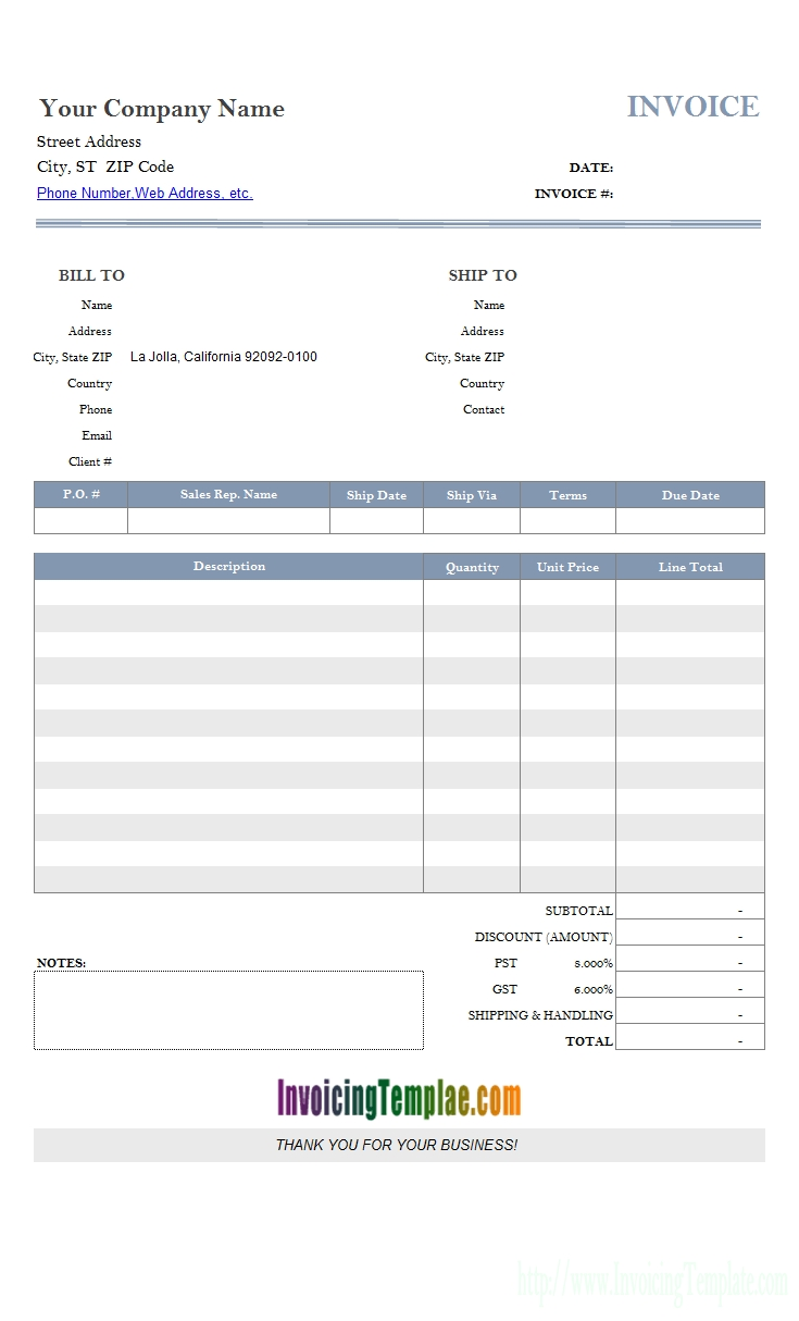 access invoice template free microsoft access invoice template 735 X 1214